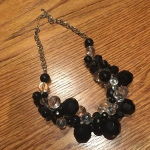Totally funky necklace!